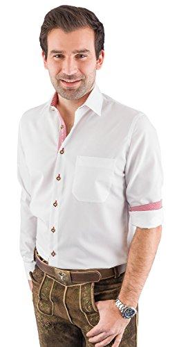 Arido Trachtenhemd Herren Langarm 2830 255 50 36