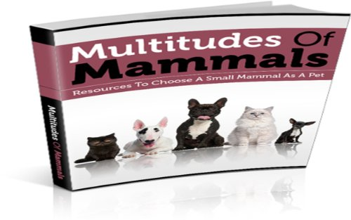 Multitudes Of Mammals (English Edition)