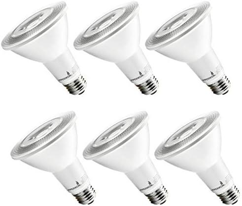 Hyperikon LED PAR30 Dimmable Bulb 10W 70W Long Neck Flood Light CRI 80 UL Energy Star Warm White product image
