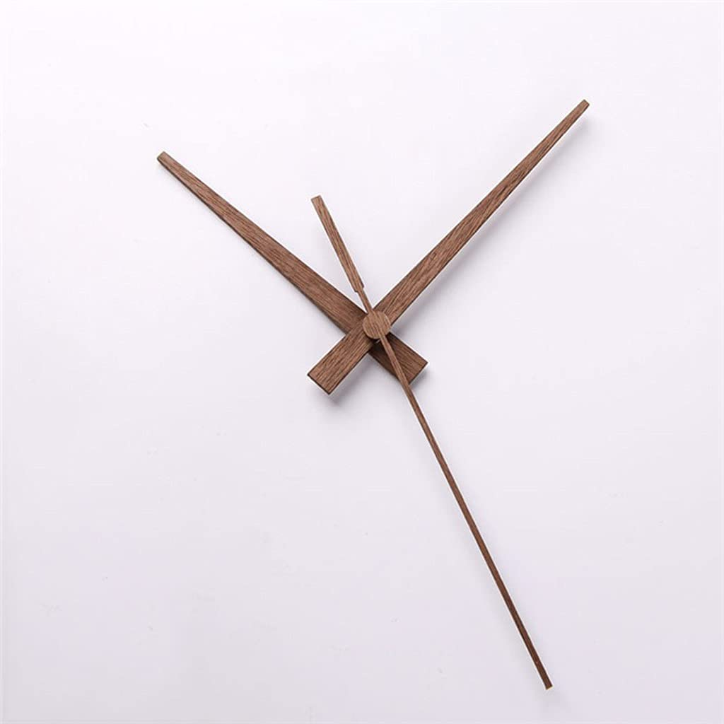 GYZX OFFicial site DIY Creative Wall Clock Move Hands New item Silent Wooden with