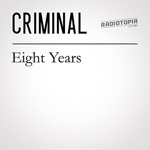 48: Eight Years audiobook cover art