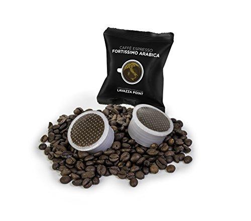 LaCompatibile Lavazza Espresso Point® - 400 cápsulas de café Fortissimo compatibles