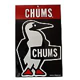 チャムス(CHUMS) カーステッカー ビッグブービーバード CH62-1185-0000-00
