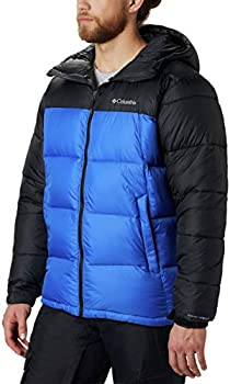 Columbia Mens Pike Lake Hooded Winter Jacke