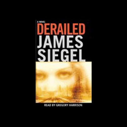 Derailed audiobook cover art