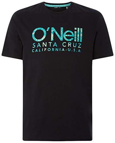 O'NEILL LM Logo T-Shirt Camiseta Manga Corta para Hombre, Hombre, Black out, S