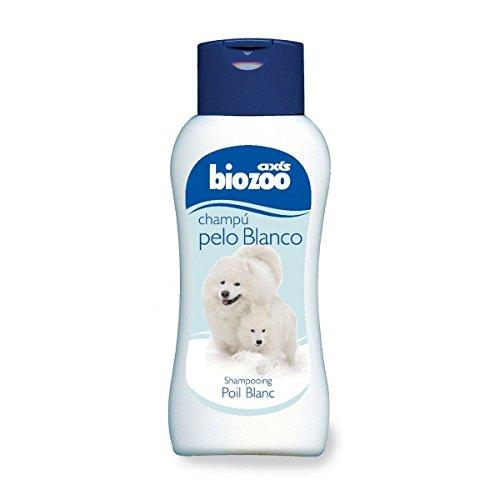 Axis - Champú para Perros Pelo Blanco 250 ml