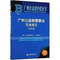 广州公益慈善蓝皮书:广州公益慈善事业发展报告(2019)
