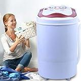 Mini Waschmaschine mit Schleuder   Waschautomat bis 3KG   Reisewaschmaschine   Miniwaschmaschine   Camping Mobile Waschmaschine