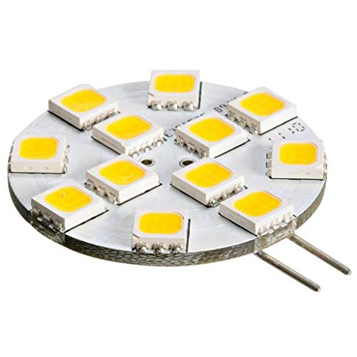 Osculati 12-LED lamp G4 zijaansluiting Ø 30 mm