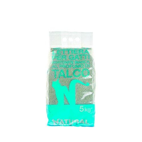 NATURAL CODE Lettiera Bentonite Talco Sabbie per Gatti, Multicolore, Unica