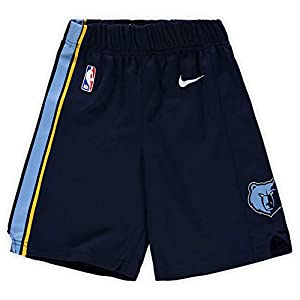 Officially licensed by the NBA Designed and manufactured by Nike Decorated in team colors and logo Heat sealed graphics Performance fabric to keep your little one cool and dry