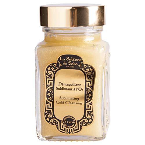 La Sultane de Saba Démaquillant à l'Or Cèdre et Patchouli 100 ml