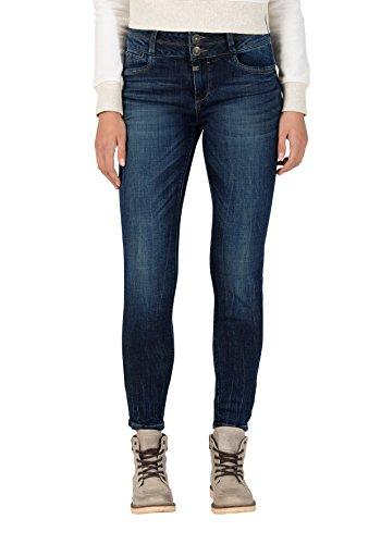 Timezone Damen EnyaTZ Womenshape Slim Jeans, Classic Indigo Wash 3186, W31/L30