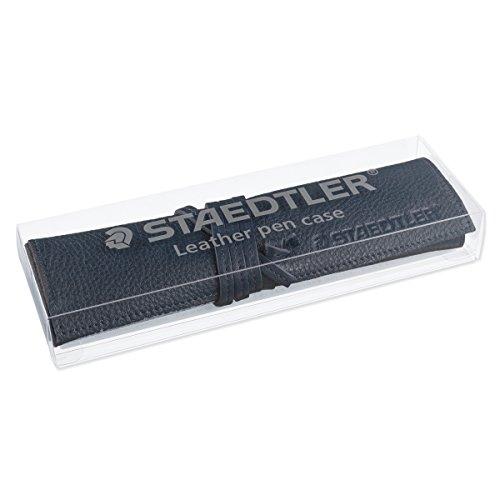 『ステッドラー ペンケース 革製 レザーペンケース 紺 900LC-NA』の3枚目の画像