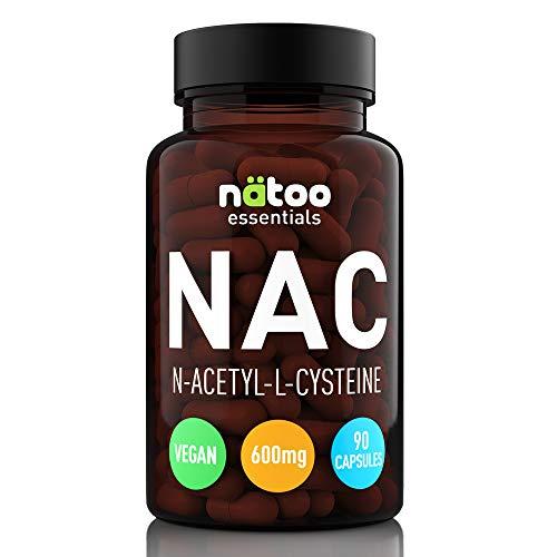 NATOO Essential NAC 600mg 90 caps