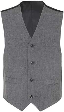 Chaps Boys Big Formal Suit Vest Charcoal Heather Medium 10 12 product image