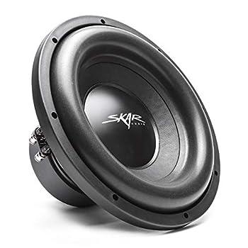 Skar Audio SDR-12 D4 12  1200 Watt Max Power Dual 4 Ohm Car Subwoofer