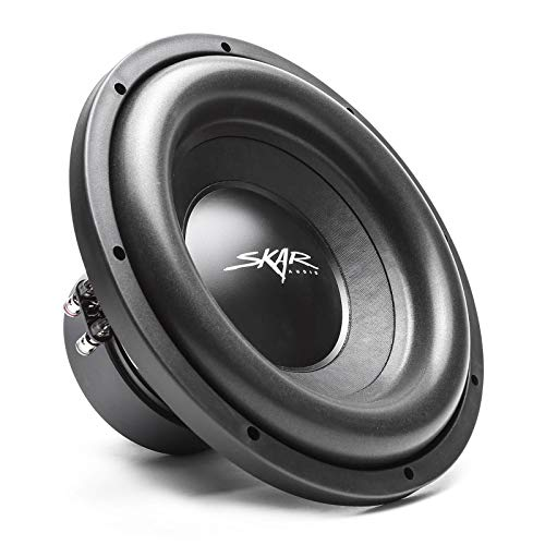 "Skar Audio SDR-12 D2 12"" 1200 Watt Max Power Dual 2 Ohm Car Subwoofer"