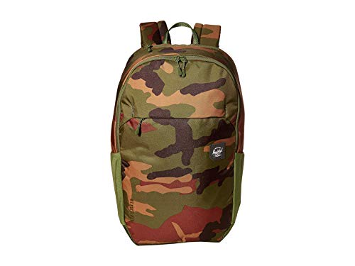 Herschel Supply Co. Mammoth Large Woodland Camo 1 One Size