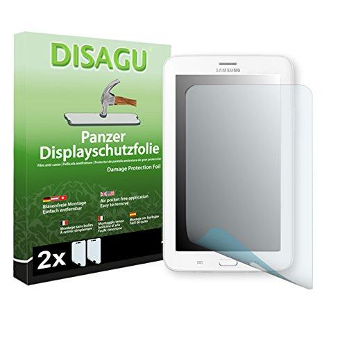 DISAGU Ven de # dp5647_ 22X Tanque Protector de Pantalla para Tablet Samsung Galaxy 37.0Lite SM-T110Transparente