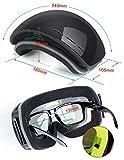 Zoom IMG-1 ahin occhiali da sci maschere