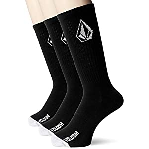 Volcom Men's Full Stone Sock 3PK