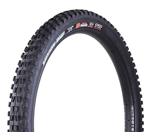 Maxxis Minion DHF Folding 3c Maxx Terra Exo/tr Tyre - Black, 27.5 x 2.60-Inch