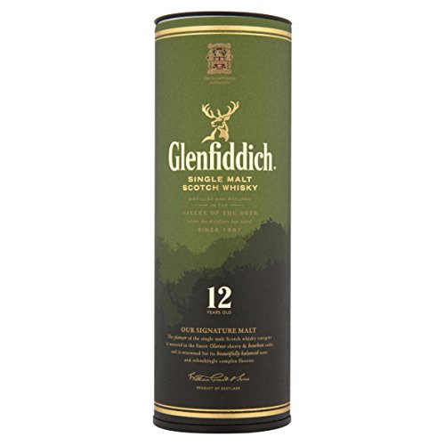 Glenfiddich 12 Years Old...