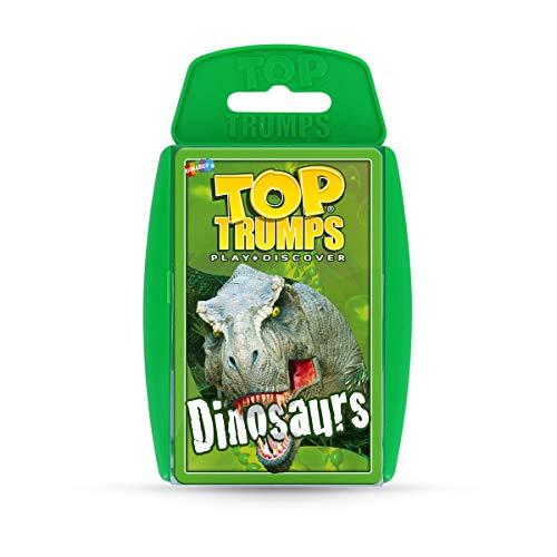 Top Trumps -Dinosaurs by Top Trumps