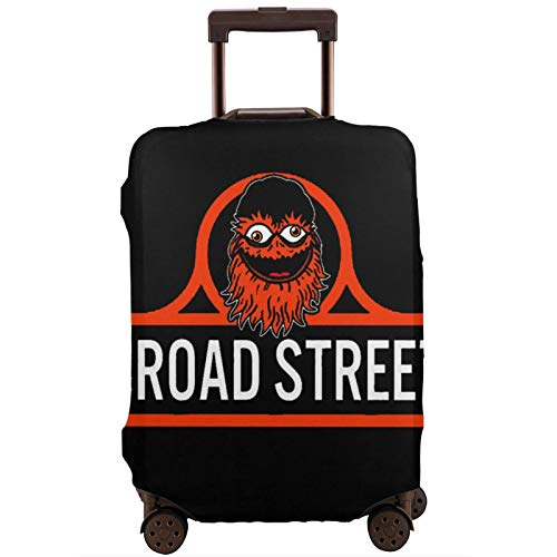 Luggage Cover Gritty Broad Travel Suitcase Protector Zipper Suitcase Cover Washable Fashion Printing Luggage Cover Zipper Travel Suitcase Protector
