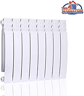 hot water radiant heat wall panels