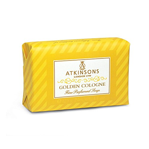Atkinsons Atkinsons Jabon Pastilla 125 Gr Golden Cologne 125 ml