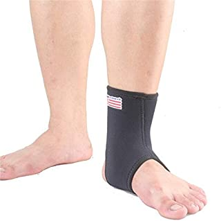 HealthyNeeds SHUO XIN SX ShuoXin SX562 Foot Support Wrap Elastic Breathable Comfortable Black Size