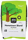 365 By WFM, Coffee Hometown Blend Whole Bean, 24 Ounce