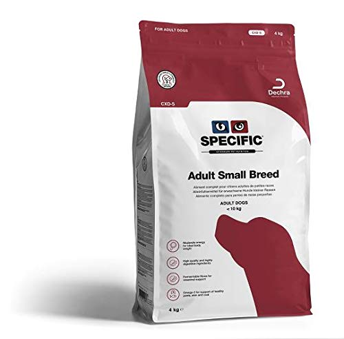 Specific Canine Adult Cxd-S Small Breed 4Kg 4000 g