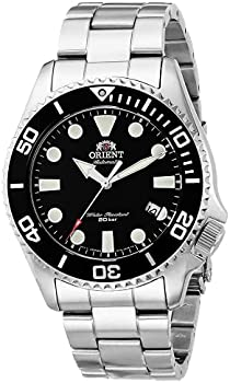 Orient 43.4 mm Automatic Water Resistance Men's Watch