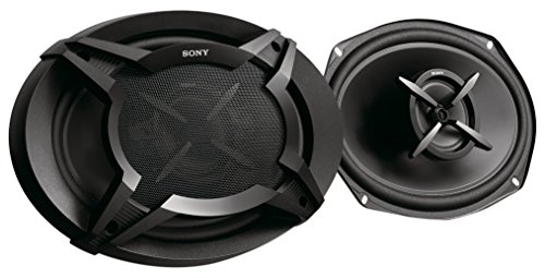 "Sony XS-FB6920E - Speaker Coassiali a 2 Vie da 16 x 24 cm (6 x 9""), potenza 420 Watt"