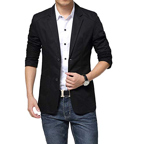 COOFANDY Men's Casual Blazer Jackets Lightweight Sports Coats Unlined Knit