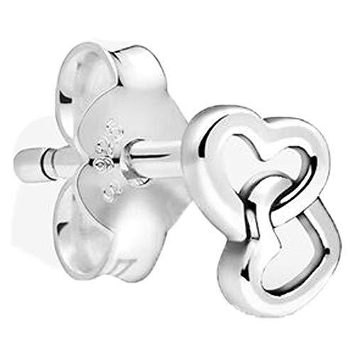 Pandora Pendientes de botón Mujer Plata esterlina No aplicable - 298543C00