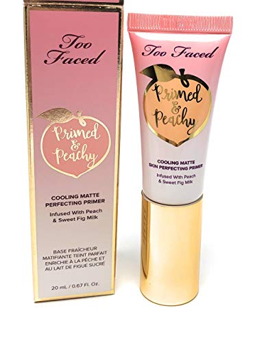 Too Faced Primed & Peachy Cooling Matte Perfecting Primer 20 ml/0.67 fl.oz