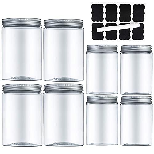 Aoligei Voratsdosen küche, Aufbewahrungsbox küche, Aufbewahrungsdose Aufbewahrungsbehälter mit luftdichtem Deckel Frischhaltedosen aus Kunststoff, BPA-frei, um Lebensmittel frisch zu halten