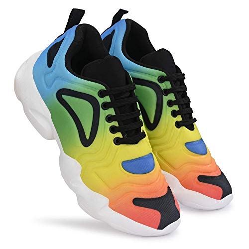 Amico Men's Air Series Mesh Casual,Walking,Running/Gymwear Shoes