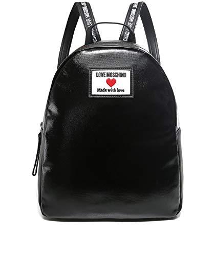 Love Moschino Ss21 - Bolsos tipo mochila para mujer, talla M Size: M