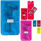 Lote de 20 Set de Manicura PVC 3 Piezas - Estuches de Manicura para Detalles de Bodas, Bautizos, Comuniones baratos y originales