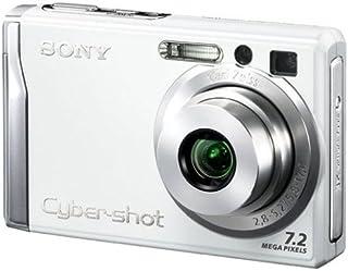 ソニー SONY デジタルカメラ サイバーショット DSC-W80 ホワイト