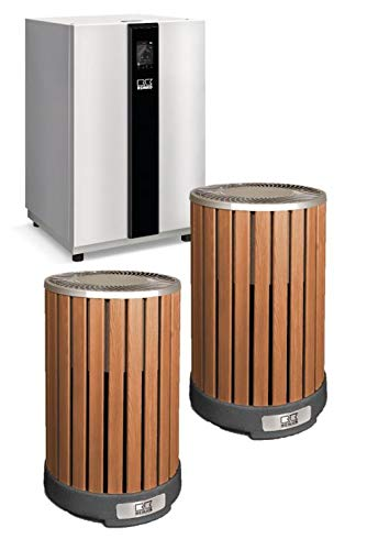 Remko Luft/Wasser Wärmepumpe ARTstyle | HTS260 Camura | 18-23 kW