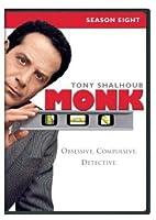Monk: Season Eight / [DVD] [Import]