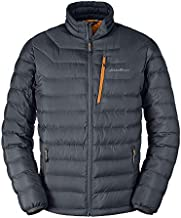 Eddie Bauer Men's Downlight Jacket, Storm Regular XXL