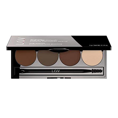 BROWTTITUDE eyebrow contouring palette